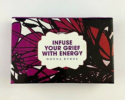Infuse Your Grief with Energy - Oracle Cards Deck by Donna Byrne