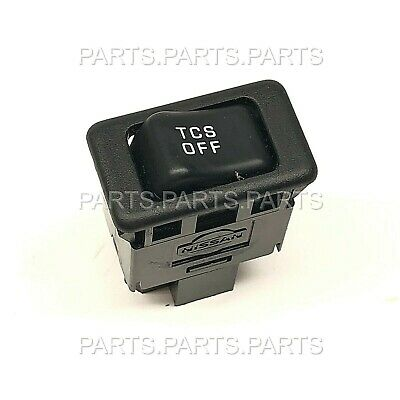 Nissan Maxima TCS OFF Switch Traction Control System Button Dash 00 01 02 03 OEM