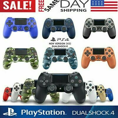 Original PS4 DualShock4 Wireless Bluetooth Controller for Sony PlaySation 4 USA*