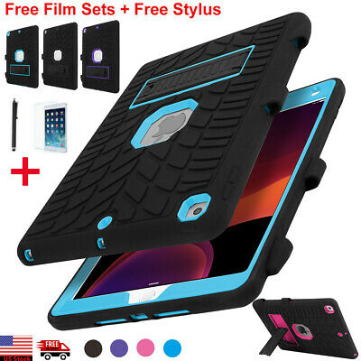 For iPad 10.2'' 2019 7th Generation Heavy Duty Case Shockproof Hard Stand Cover