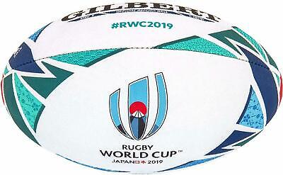 Gilbert 2019 Rugby World Cup Replica Ball No.5 RWC2019 Japan Rugby Ball GB-9011