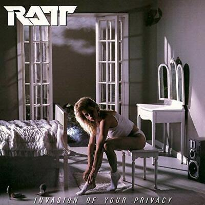 USED CD RATT Invasion of Your Privacy