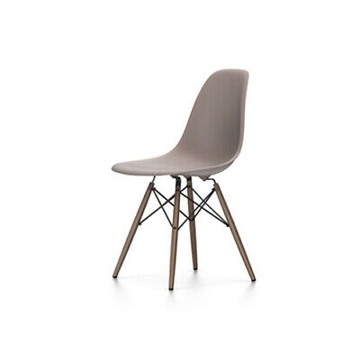 VITRA EAMES PLASTIC Side Chair DSW - z.B. Weiss + Ahorn ...