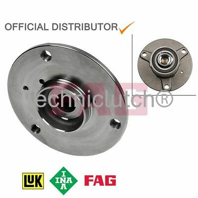 Ina Luk Wheel Bearing Kit For Smart Fortwo Coupe 1