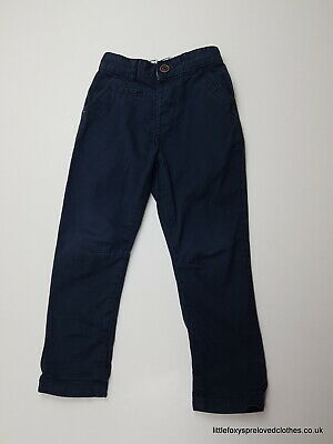 2-3 year George blue boys trousers
