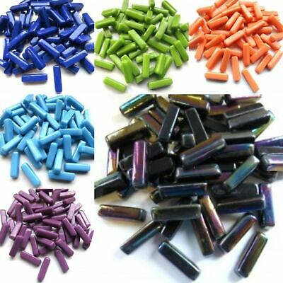 Glass Stix: Mosaic tiles for arts and crafts - Various Colours