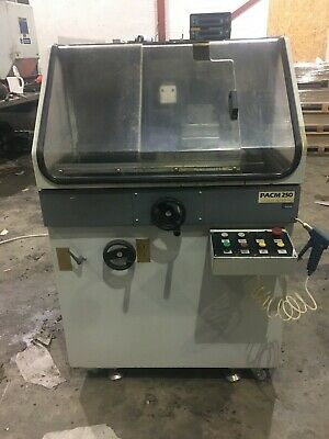 ACT PACM 250 Single Axis Automatic High Precision Cutting Machine
