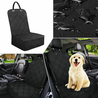 Multifunctional Dog Car Seat Cover Waterproof Non-slip Protector Oxford For Pets