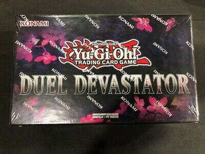 Yu-Gi-Oh! Duel Devastator English Factory Sealed Box