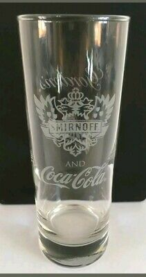 4 X Brand New Schweppes branded Glasses Tumblers 1783 Gin Whisky Etched