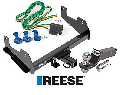 "Reese Trailer Tow Hitch For 15-20 Ford F-150  Complete w/ Wiring and 2"" Ball"