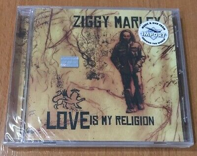 Ziggy Marley - Love Is My Religion - Import - Sealed CD