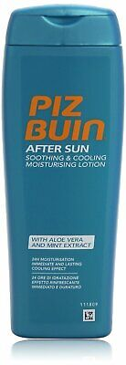 3 x Piz Buin After Sun Soothing & Cooling Moisturising Lotion 200ml