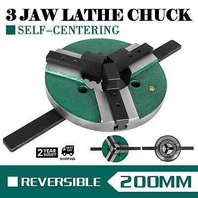 200mm 8 Inch 3 Jaw Reversible Self-centering Welding Table Chuck