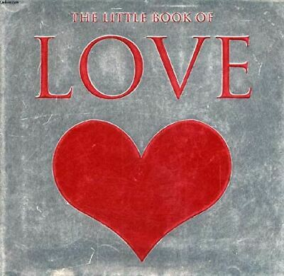 Little Book of Love, , Like New, Hardcover