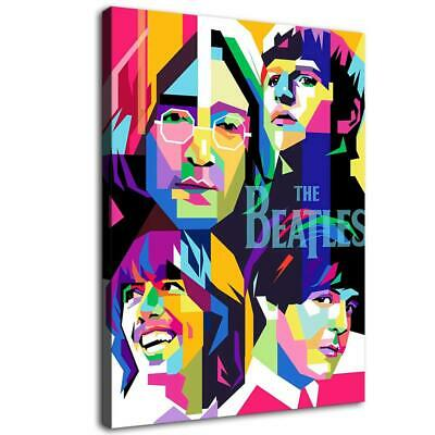 "12""x16""The Beatles HD Canvas prints Painting Home decor Picture Wall art Poster"