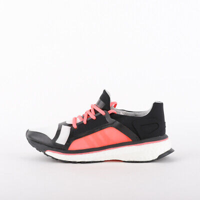 Womens Adidas Stella McCartney Energy Boost Black Trainers (TGF41) RRP £119.99
