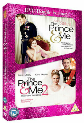 The Prince And Me/The Prince And Me 2 - The Royal Wedding  (DVD)  Julia Stiles