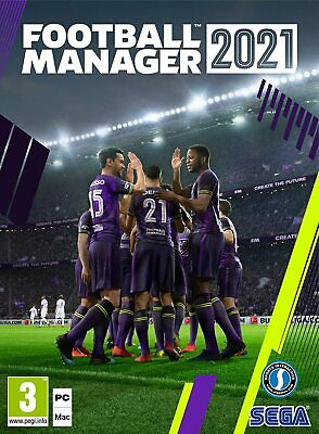 Football Manager 2020 [PC/MAC] - Brand New & Sealed