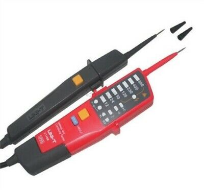 Uni-T UT18B Auto Range Voltage And Continuity Tester With Rcd Test Led Indica sn