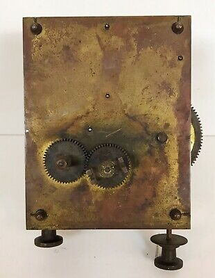 Turret Clock Movement Jn Baxter Of Bicester