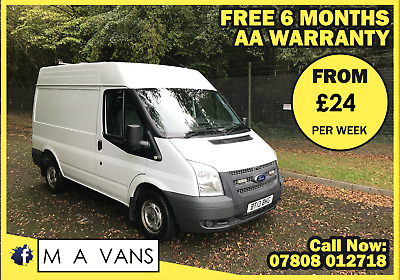 Ford Transit Medium Roof  *WARRANTY* *FINANCE* *DELIVERY*