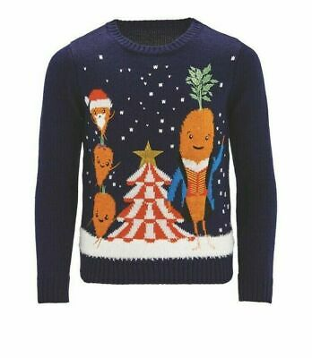 ALDI Kevin the Carrot Christmas Jumpers CHOOSE YOUR SIZE