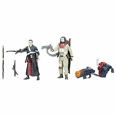 Star Wars: The Last Jedi Chirrut Imwe and Baze Malbus Force Link 2 Pack