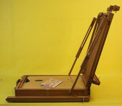 Mabef wooden painting easel ##WOL01BG