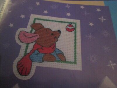 'Roo' Winnie The Pooh Small Cross Stitch Chart Only