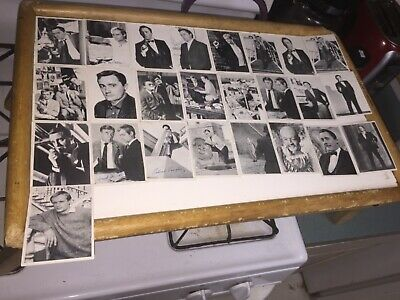 1965 Topps The Man From UNCLE Lot of 25 Cards, Exc. to Near Mint