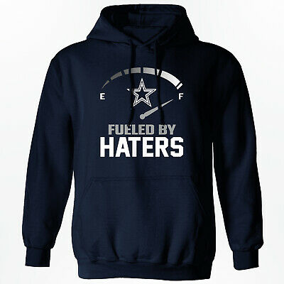 Dallas Cowboys - Fueled By Haters Hoodie - S-2XL