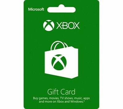 Microsoft Xbox Live Gift Card - ₪ 250 (~52GBP) - Free Word Wide Shipping