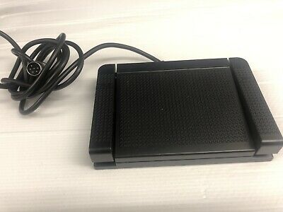 SANYO FS-53 Dictation Machine Foot Control Pedal