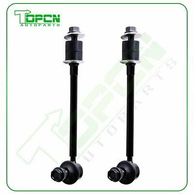 New 2Pieces Rear Stabilizer Sway Bar Links Steering Set Fits Nissan Pathfinder
