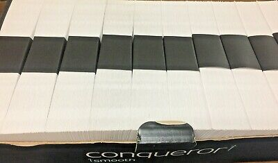 500 x Conqueror DL Envelopes 110mm x 220mm CX22 Peel & Seal Diamond White