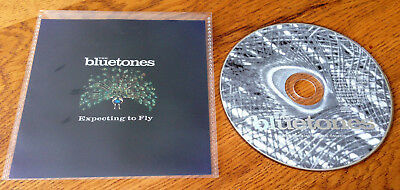 The Bluetones - Expecting To Fly Rare 1996 Usa Issue Promo  Cd