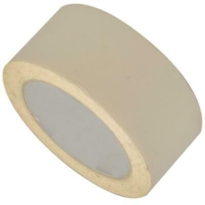 12x Masking Tape Paint Decorate Label Low Tack Multi-purpose DIY 50mmx50m Roll
