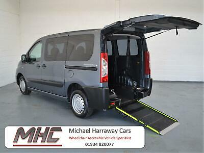 2014 Peugeot Expert Tepee Comfort 2.0HDi Wheelchair Accessible Vehicle WAV Car