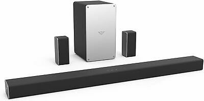 "NEW VIZIO SB3651-F6 36"" 5.1 Home Theater Sound Bar System, Black"