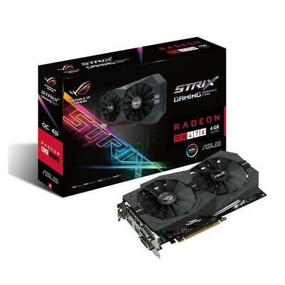 ASUS STRIX GAMING AMD Radeon RX 470 4GB GDDR5