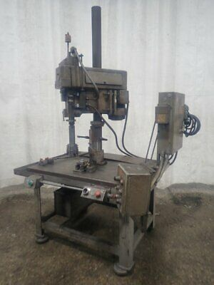 """Reynolds  Vertical Tapping Unit 18""""  36"""" X 48"""" Table 10192570033"""