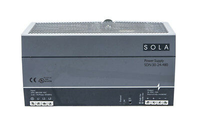 Sola Power Supply Sdn 30-24-480