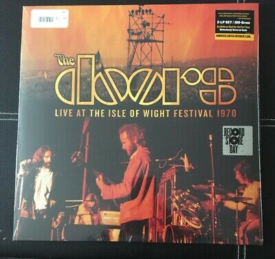 The Doors Rsd 2019 Live At The Isle Of Wight 1970 2Lp Set