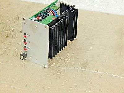 Kniel Linearregler CM 81 Netzteil Power Supply used
