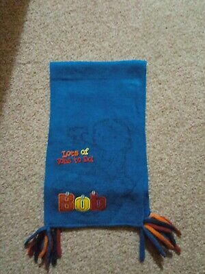 Bob the builder Boys scarf age 3-5