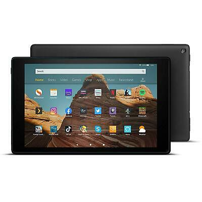 Brand New Amazon Fire Hd10 Tablet - 10.1'' Inch Display - 32Gb - Black