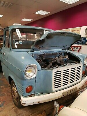 Ford Transit MK1 Pick up