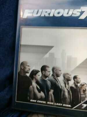Fast and Furious: 7-Movie Collection (DVD, 2017, 7 Disc Set)