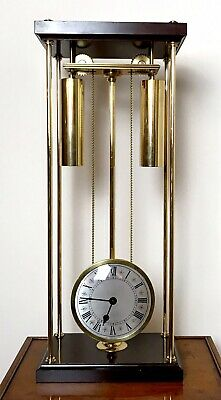 The Rising Works Clock Created By Franklin Mint